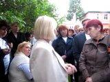 Ирина Волкова. фильм 4. Интервью на семинаре в Покровском