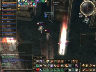 1st moovie March Oly Lineage 2 Satyricon Cadmus Olympiad нож ...